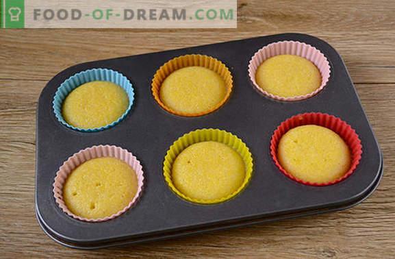 Cornmeal Muffins: elegancki, słoneczny deser! Autorska receptura krok po kroku na szybkie babeczki kukurydziane (ze zdjęciami)