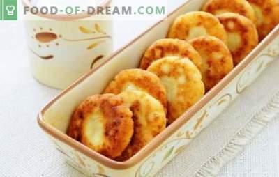 Serniki z jabłkami - twaróg! Przepisy różnych ciast serowych z twarogu z jabłkami na zdrową dietę