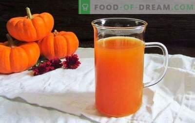Sok dyniowy i jabłkowy to cud, bez czarów! Zrób zapas soku z dyni i jabłek według sprawdzonych receptur