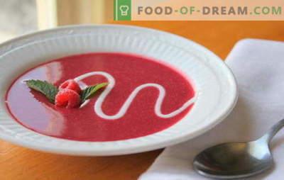 Zupa owocowa - śniadanie, podwieczorek lub deser? Najlepsze przepisy na wspaniałe zupy owocowe: gorące i zimne