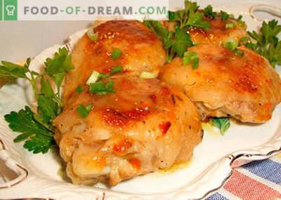 Kurczak w szybkowarze - najlepsze przepisy. Jak właściwie i smacznie gotować kurczaka w szybkowarze.