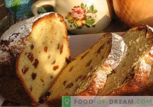 Cupcake en una olla de cocción lenta - ¡deliciosos pasteles sin complicaciones! Cómo cocinar de forma rápida y sabrosa una magdalena en una olla de cocción lenta en crema agria, con leche condensada, con bayas