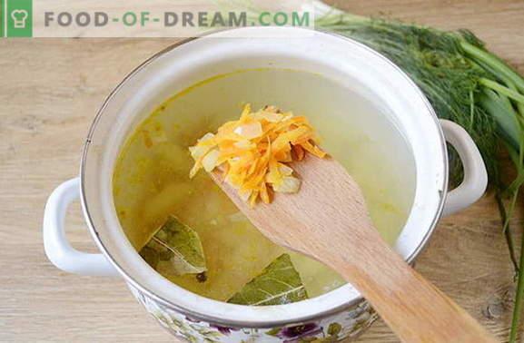 Delicious Meatball Potato Soup