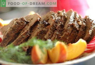 Mięso Multicooker - najlepsze przepisy. Jak prawidłowo i smacznie gotować mięso w wolnej kuchence.