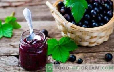 Galaretka z czarnej porzeczki to spiżarnia zdrowia. Jak gotować smaczną i zdrową galaretkę z czarnej porzeczki z cytrusami, agrestem, malinami