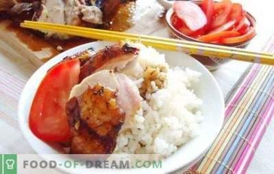 Marynata do kurczaka z sosem sojowym: delikatne mięso o orientalnym smaku. Przepisy na marynatę z kurczaka z sosem sojowym i miodem, jogurtem, kefirem
