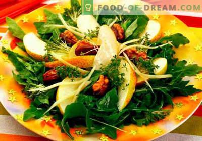Włoska sałatka - sprawdzone przepisy. Jak gotować włoską sałatkę.