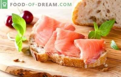 ¿Cuál es la diferencia entre el salmón y la trucha?