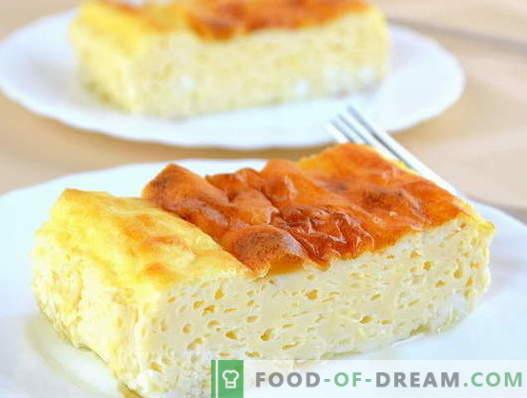 Omlet dla dzieci - sprawdzone przepisy. Jak prawidłowo i smacznie ugotować omlet dla dzieci.