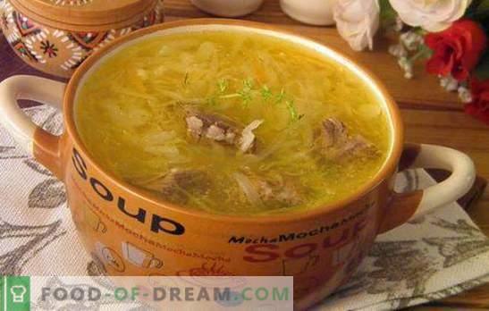 Zupa Z Kapusty Gotuj Najsmaczniejsza Zupe Przepisy Tajemnice I