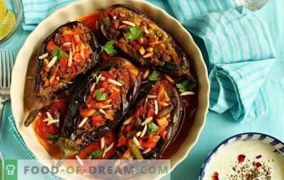 Bakłażan po turecku z mięsem mielonym - ulubiona kuchnia turecka! Przepisy, subtelności i tajemnice gotowania soczystego i niesamowicie smacznego bakłażana po turecku z mielonym