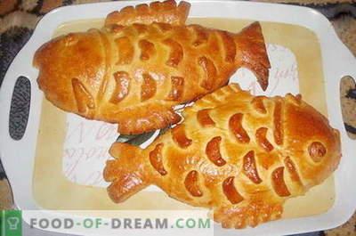 Fish Pie - najlepsze przepisy. Jak właściwie i pysznie ugotować placek rybny.