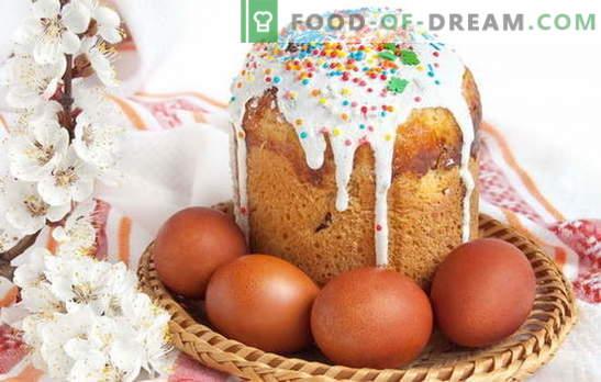 Ciasto wielkanocne na kefirie bez drożdży: przygotowywanie ciasta przaśnego. Alternatywa dla ciasta drożdżowego - wielkanocne ciasto na kefir bez drożdży