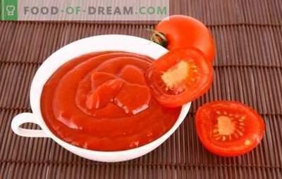 Marynata pomidorowa - w całym jej smaku! Przepisy na soczyste pikle z koncentratu pomidorowego i soku do różnych mięs, ryb, drobiu