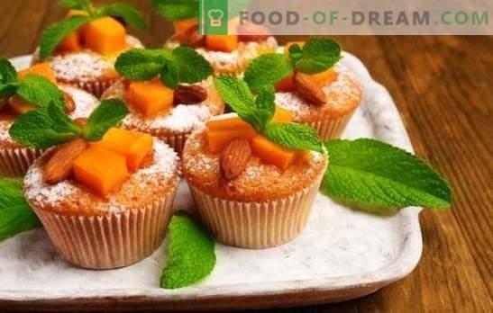 Babeczki z dyni - słoneczne wypieki! Przepisy na dietetyczne, klasyczne i deserowe babeczki z dyni