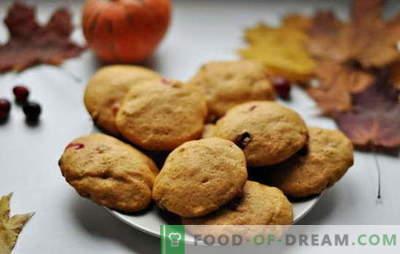 Proste smaczne ciasteczka na kefir - tradycja domowego wypieku. Przepisy na proste ciasteczka na kefir: płatki owsiane, z cynamonem, czekoladą, orzechami, makiem itp.