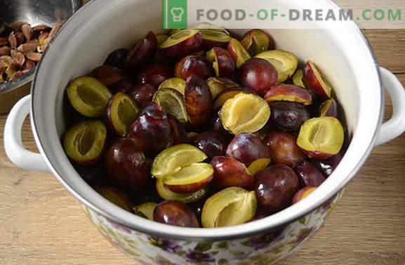 Pflaumenmarmelade - die einfachste und leckerste! Schritt-für-Schritt-Rezept für die Zubereitung von Marmelade aus ungarischer Sprache