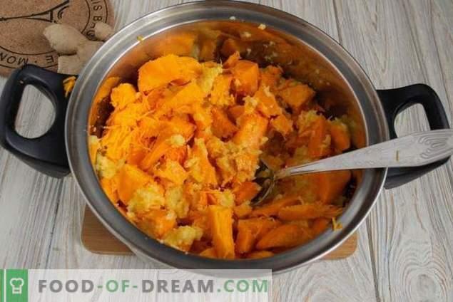 Sweet Indian Squash Pumpkin Citrus Chutney Sauce