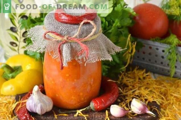 Musujący sos pomidorowy ze świeżych pomidorów