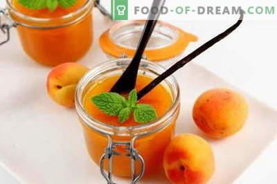 Aprikožu ievārījums: kā pareizi pagatavot aprikožu ievārījumu