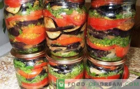 Bakłażan z pomidorami na zimę - zachowaj smak i zalety lata! Przepisy na przystawkowe przystawki z bakłażanów i pomidorów na zimę