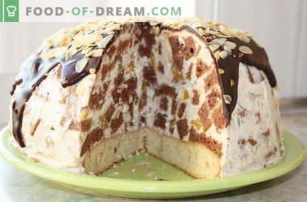 """Ciasto Pancho - najlepsze przepisy. Jak właściwie i smacznie ugotować ciasto """"Pancho""""."""