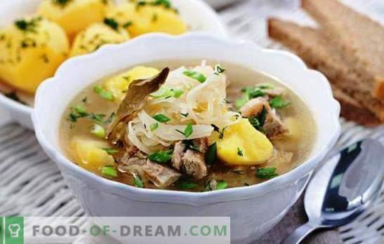 Zupa w wolnej kuchence - bogata zupa jak z rosyjskiego pieca. Najlepsze przepisy i funkcje gotowania zupy w multicookerze