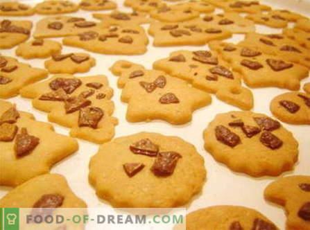 Przepisy Cookie: Płatki owsiane, Cytryna, Imbir, Migdał, Orzechy