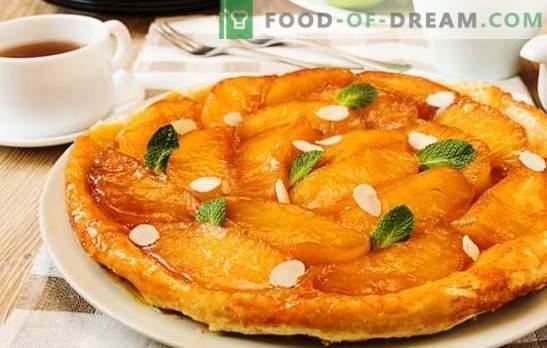 Cała rodzina jest zachwycona rumianą tarta z jabłkami! Sprawdzone przepisy na otwarte placki - pieczemy tarta z jabłkami