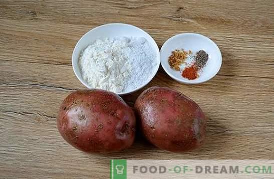 Ziemniaki w piekarniku jak ognisko: przepis na zdjęcia krok po kroku. Kiedy chcesz ziemniaki z ognia, ale pogoda nie ma pikniku - jest rozwiązanie!