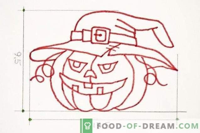 Pumpkin Jack Halloween Cookies