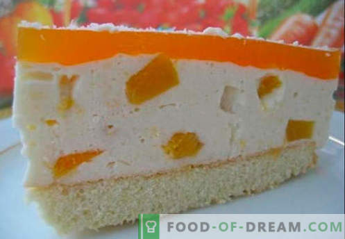Soufflé z serem twarogowym - najlepsze przepisy. Jak szybko i smacznie gotować suflet z sera.