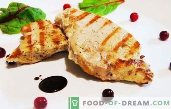 Stek z indyka może być soczysty! Sprawdzone przepisy na stek z indyka z warzywami, wiśniami, miodem, pomarańczami