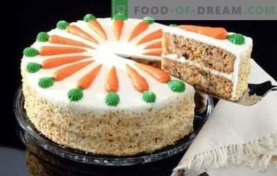Jak szybko i smacznie ugotować ciasto w domu? Domowe ciasta: czekolada, imbir, twaróg, dynia