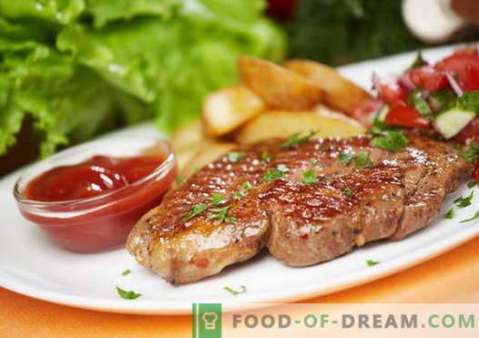 Filete de cerdo - las mejores recetas. Cómo cocinar correctamente y sabroso el filete de cerdo.