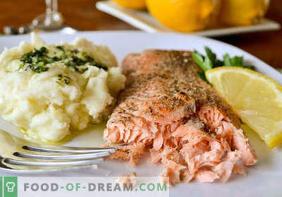 Zalm in een slow cooker - de beste recepten. Hoe goed en lekker zalm in een slow cooker koken.