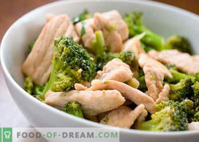Dietetyczny kurczak - najlepsze przepisy. Jak prawidłowo i smacznie gotować kurczaka dietetycznego.