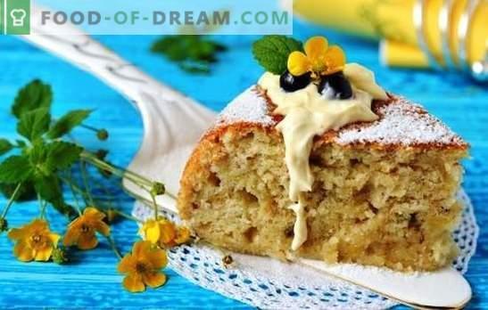 Ciasto bananowe w wolnej kuchence - egzotyczny smak! Przepisy i subtelności gotowania ciast bananowych w wolnej kuchence