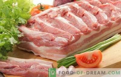 Brzuch wieprzowy - tłusty i szkodliwy? Nie, soczyste i smaczne! Najlepsze tradycyjne i oryginalne receptury potraw z brzucha