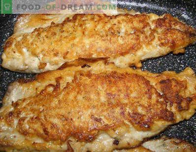 Jak gotować makrele na patelni. Smażona makrela
