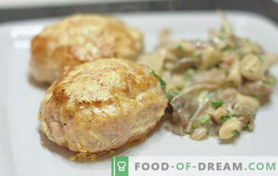 Tradycyjne i niezwykłe przepisy na mielone kotlety wieprzowe. Jak gotować kotlety mięsne z mielonej wieprzowiny dla całej rodziny