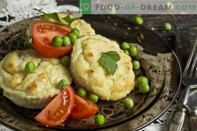 Suflet rybny w piekarniku
