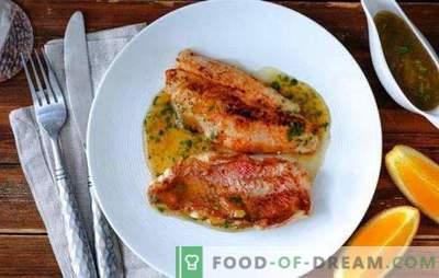 Okoń w wolnej kuchence - szybko! Jak piec, dusić, robić parę okoni rzecznych i morskich w wolnej kuchence