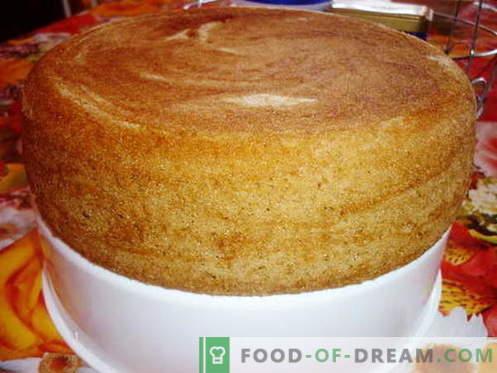 Ciasto Kefir - najlepsze przepisy. Jak właściwie i pysznie ugotować ciasto na kefirze.