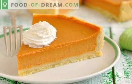 Pumpkin Cake - Pyszny i pachnący słoneczny deser! Przepisy na różne ciasta z dyni: galaretka, twaróg, ciastko