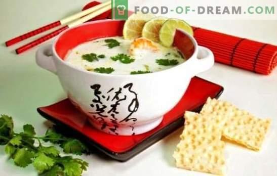 Zupa kokosowa - pyszny bilet na egzotyczne podróże! Autorskie przepisy słodkich, słonych i pikantnych zup z mlekiem kokosowym