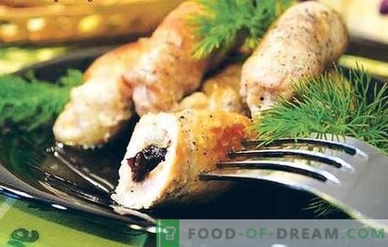 Pork Fingers - Meat Filled! Przepisy na aromatyczne, soczyste i rumiane palce z nadzieniem na satysfakcjonującą ucztę