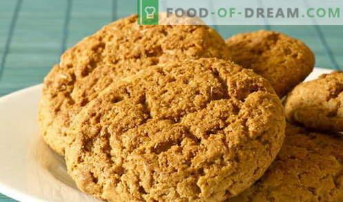 Ciasteczka owsiane - najlepsze przepisy. Jak gotować ciasteczka owsiane.