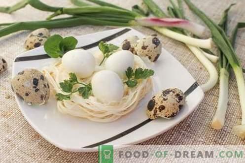 Quail Nests Snack - święto na każdy dzień