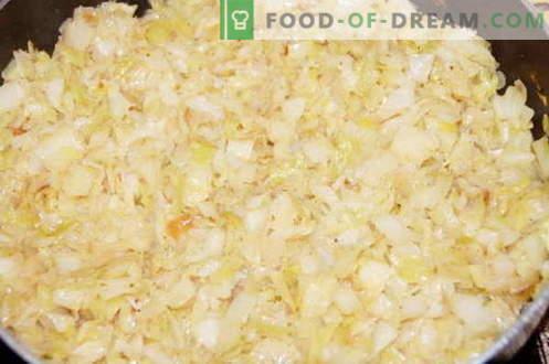 Pieczona kapusta - najlepsze przepisy. Jak właściwie i smacznie gotować smażoną kapustę.